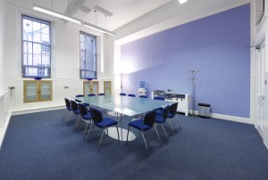 Boardroom at Capital Business Centre