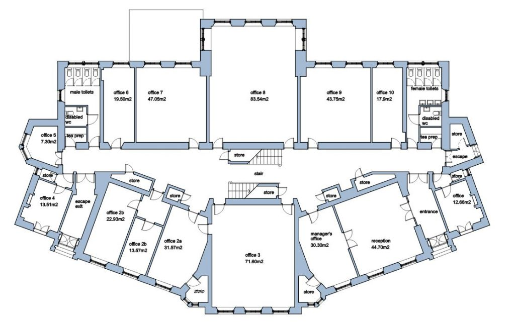 CBC House Floor Plan