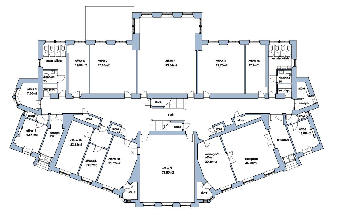 CBC House Floor Plan
